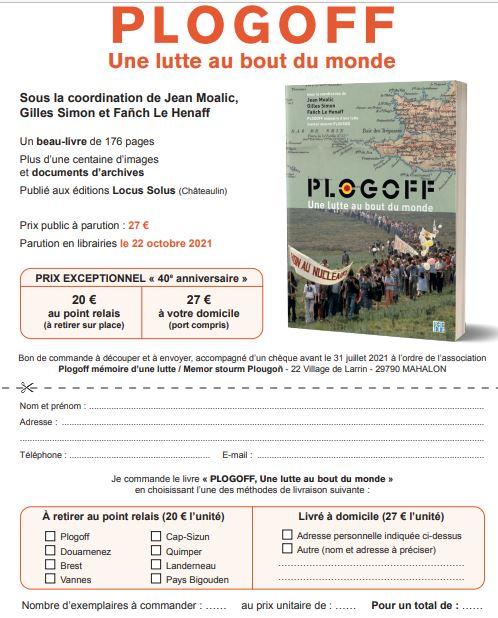 plogoff souscription